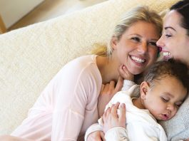 postpartum older first-time mothers