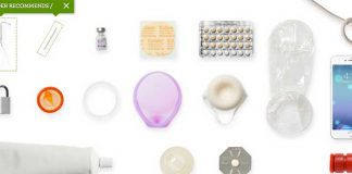features of the Bedsider website in contraceptive counseling