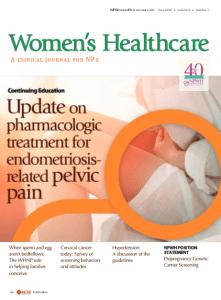June 2020 Women's Healthcare