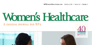 October 2020 Women's Healthcare