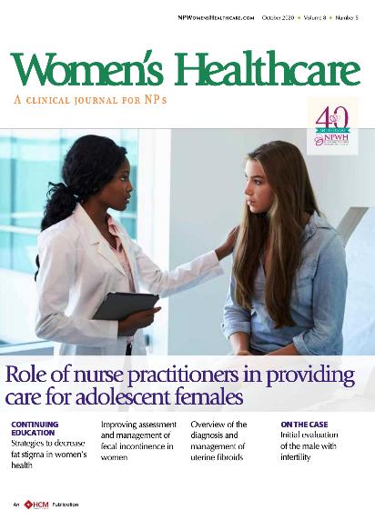 October 2020 Women's Healthcare