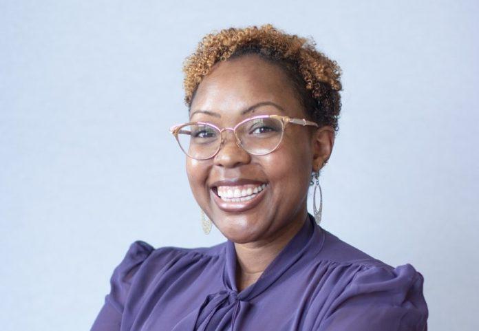 Tiffany Montgomery, student member of NPWH