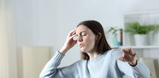 Fatigue, dizziness, headaches related to POTS from covid