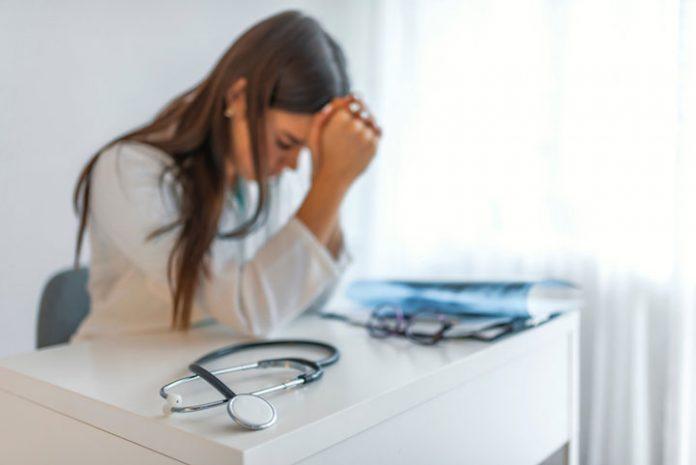 Nurse practitioner burnout